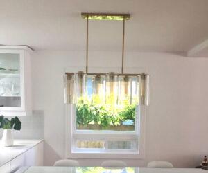 Sleek and Clean Design. Kitchen & Bath Remodel